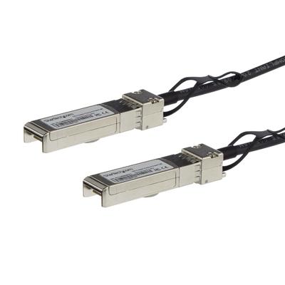 StarTech.com 2m MSA conform SFP+ direct aansluitbare Twinax kabel koper 10 Gbps DAC kabel passief .....