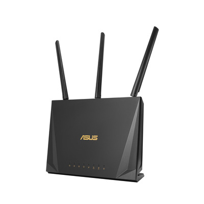 ASUS RT-AC2400 Wireless router - Zwart