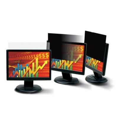 3m schermfilter: PF26.0W Privacy Filter for Widescreen Desktop LCD Monitors - Zwart