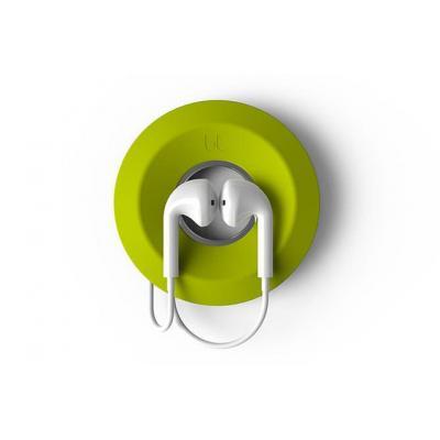Bluelounge koptelefoon accessoire: Cableyoyo - Groen - Limoen