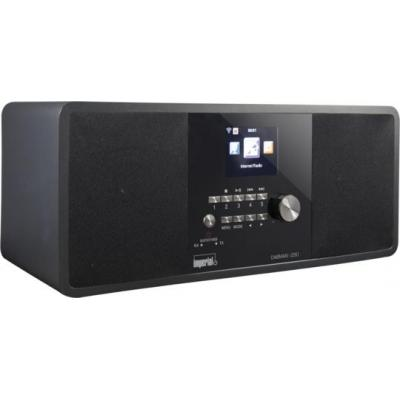 Telestar radio: IMPERIAL DABMAN i250 - Zwart