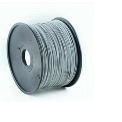 Gembird ABS plastic filament voor 3D printers, 1.75 mm diameter, grijs 3D printing material
