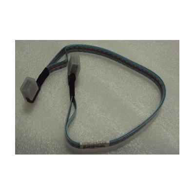 Hewlett Packard Enterprise Hard drive data cable or Mini-SAS cable - With side-angle .....
