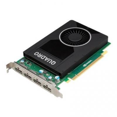 Lenovo videokaart: M2000 4GB DDR5 - Zwart, Groen