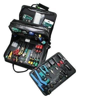 ROLINE LAN Master Engineers Tool Kit, 58-piece stopcontact & gereedschapset