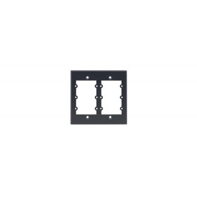 Kramer Electronics USA, 6 Inserts, black - Zwart