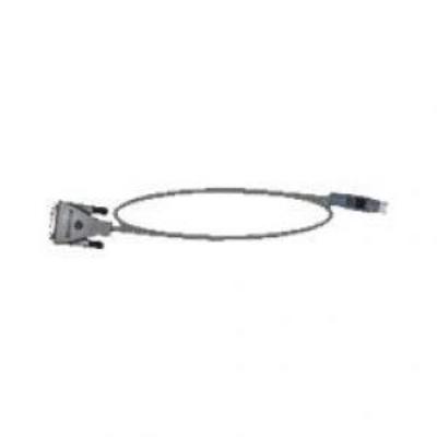 POLY 8-pin mini-DIN to DB-9, 3m, grey Seriele kabel - Grijs