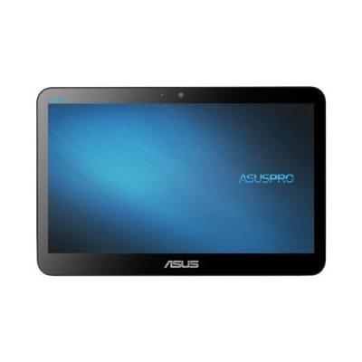 Asus all-in-one pc: A4110-BD217X - Zwart