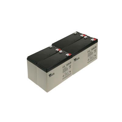 2-Power UPL0762A UPS-accu's