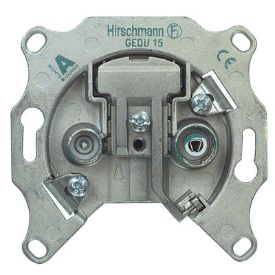 Hirschmann signaalversterker TV: RH-GEDU15