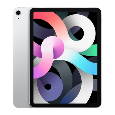 Apple iPad Air (2020) Wi-Fi 64GB Silver Tablet - Zilver