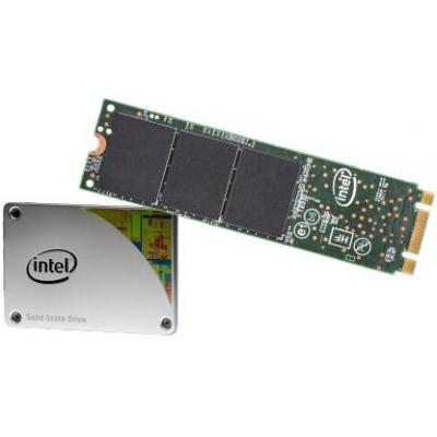 Intel SSD: 535 240GB
