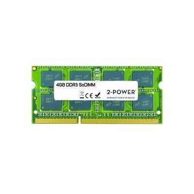 2-power RAM-geheugen: 4GB MultiSpeed 1066/1333/1600 MHz SoDIMM Memory - Groen