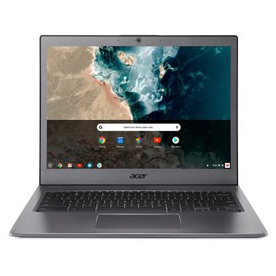 Acer Chromebook CB713-1W-P0RR - QWERTY Laptop - Grijs