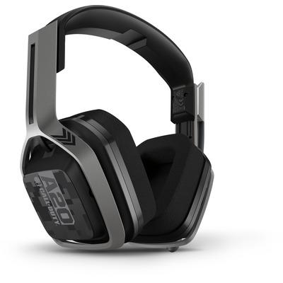 Logitech A20 Headset - Grijs