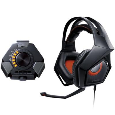 Asus headset: Strix DSP - Zwart
