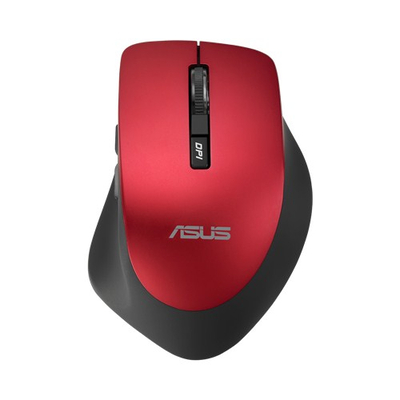 Asus computermuis: WT425 - Rood