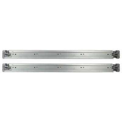 QNAP RAIL-E02 Rack toebehoren - Zilver