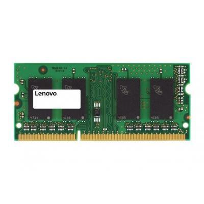Lenovo RAM-geheugen: 8GB, DDR3L, 1600, SODIMM