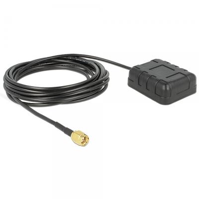Navilock 60554 Antenne - Zwart