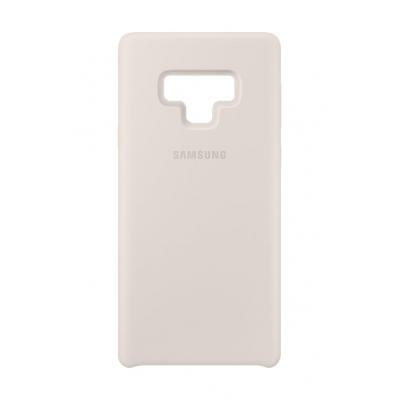 Samsung mobile phone case: Silicone Cover - Wit