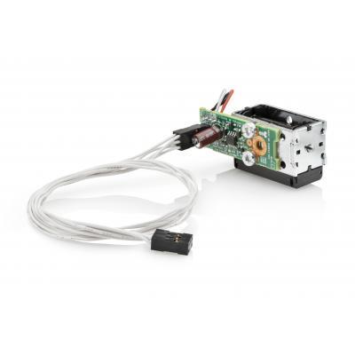 Hp Computerkast onderdeel: 2014 (MT) Solenoid-slot en sensor op de kap - Zwart, Groen, Wit