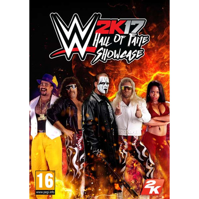 2k : WWE17 Hall of Fame Showcase PC