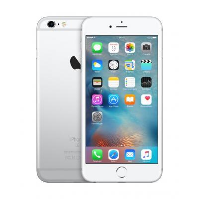 Apple smartphone: iPhone 6s Plus 64GB Silver - Zilver (Refurbished LG)