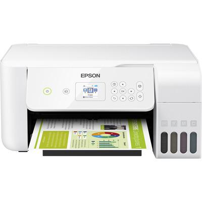 Epson EcoTank ET-2726 Multifunctional - Zwart, Cyaan, Magenta, Geel