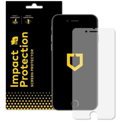 RhinoShield Impact Resistant Screenprotector iPhone SE (2020) / 8 / 7 - Screenprotector Screen protector