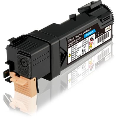 Epson Cartridge Cyan2.5k Toner - Cyaan