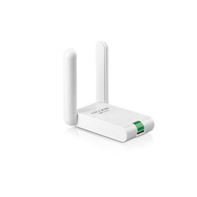 Tp-link netwerkkaart: AC1200 Draadloze dual-band USB-adapter met hoge gain - Wit