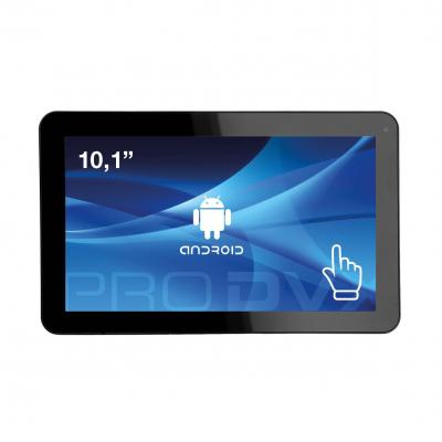 "Prodvx all-in-one pc: APPC-10DS 10"" Android Tablet PC 10.1"" Dual Core 1024 x 600 - Zwart"