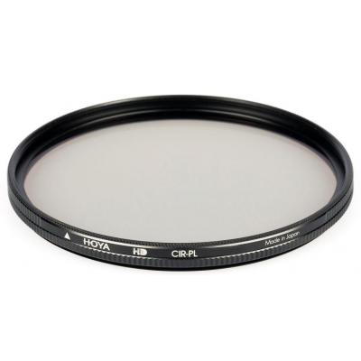 Hoya camera filter: HD Filter CIR-PL 46mm - Zwart