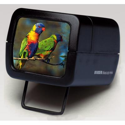 "Kaiser fototechnik Diaprojector: ""diascop mini 3"" Slide Viewer"