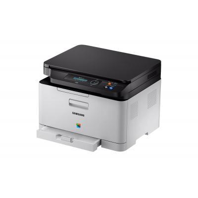 Samsung multifunctional: Xpress A4 Kleuren Multifunction  (18 ppm) C480 - Zwart, Cyaan, Magenta, Geel