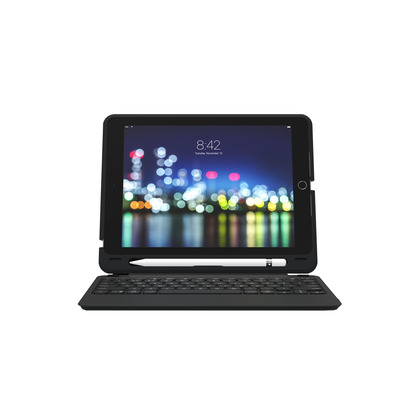 ZAGG Keyb SlimBk Go iPad 10.2 Black UK Mobile device keyboard