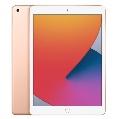 Apple iPad (2020) Wi-Fi 128GB 10.2 inch Gold Tablet - Goud