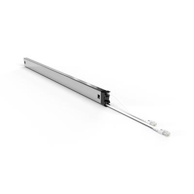 PATCHBOX ® Plus+ Cat.6a Cassette (STP, White, Long Range 1.8m + 0.7m / 46RU) Netwerkkabel - Wit