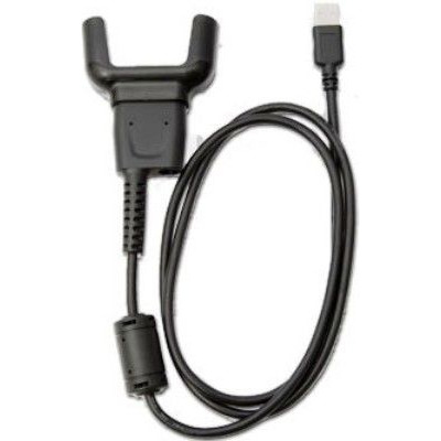Honeywell Dolphin 99EX USB Client Charging and Communications Cable with snap on terminal connector cup USB .....