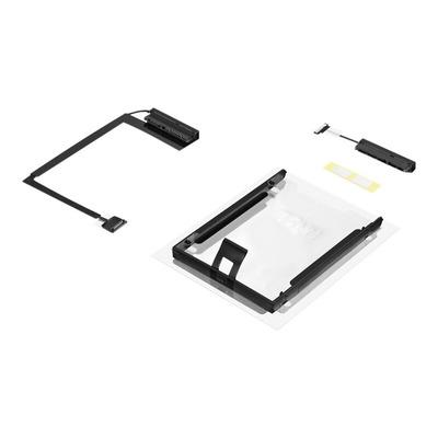 Lenovo ThinkPad MWS P52/P72 HDD Bracket Notebook reserve-onderdeel - Zwart