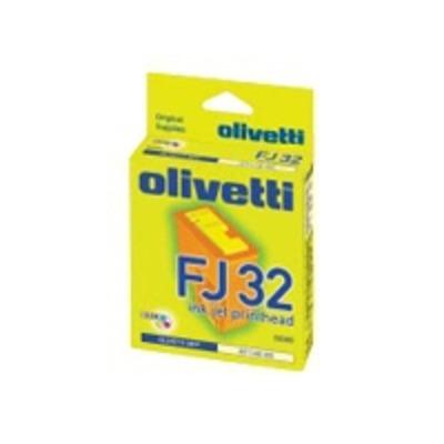 Olivetti FJ32 Printkop - Cyaan,Magenta,Geel
