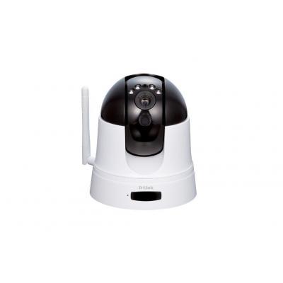 D-link beveiligingscamera: DCS-5222L - Zwart, Wit