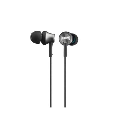 Sony MDR-EX450 Headset - Grijs