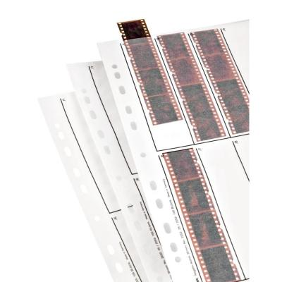 Hama archieveerblad voor negatieven: Negative Sleeves made of Glassine, 10 strips for 4 negatives with 24x36 mm - .....