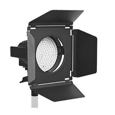 Walimex fotostudie-flits eenheid: Pro Led Spotlight + Baarndoors