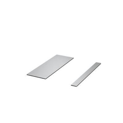 Kindermann Carrier for individual Surfaces , For CablePort flex 6-fold, aluminium