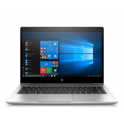 Hp laptop: EliteBook NOTEBOOK BUNDEL (3UP64EA+3FF69ET) Elitebook 745 G5 + USB-C Dock G4 - Zilver