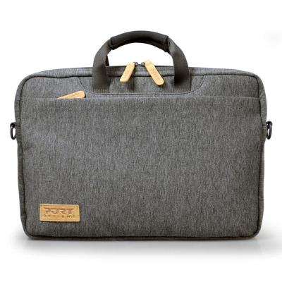 Port designs laptoptas: Torino TL - Grijs