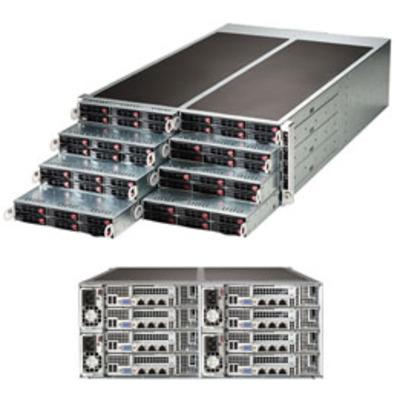 Supermicro SYS-F617R2-R72+ server barebone